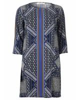 Modström Stassy Print Dress - Moroccan Scarf