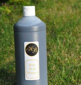 HB ruitersport Witte vacht shampoo 1000 ml