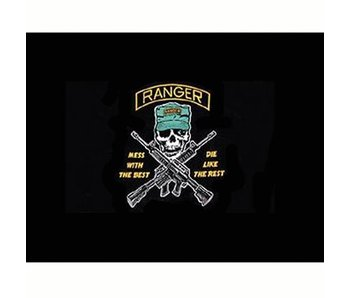 Fosco Vlag US Rangers