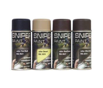 Fosco Sniper Paint 150ml.