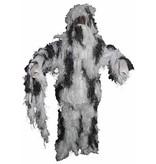 MFH Ghillie Suit - Sneeuw