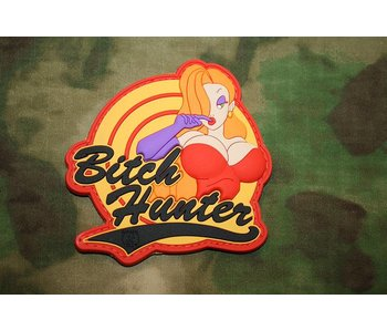 BitchHunter Patch, fullcolor