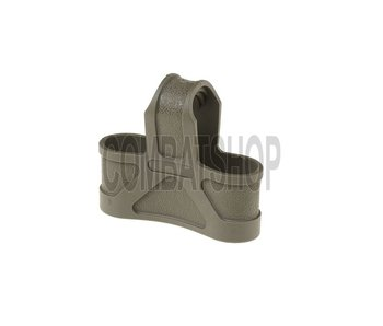 Element Mag grip - (Magpull Style) OD groen voor M4 / M16 series