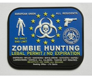 JTG Zombie Hunting Patch