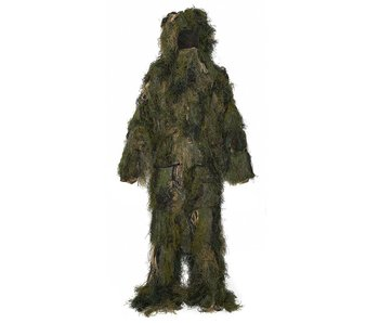 Fosco Ghillie Suit - Woodland