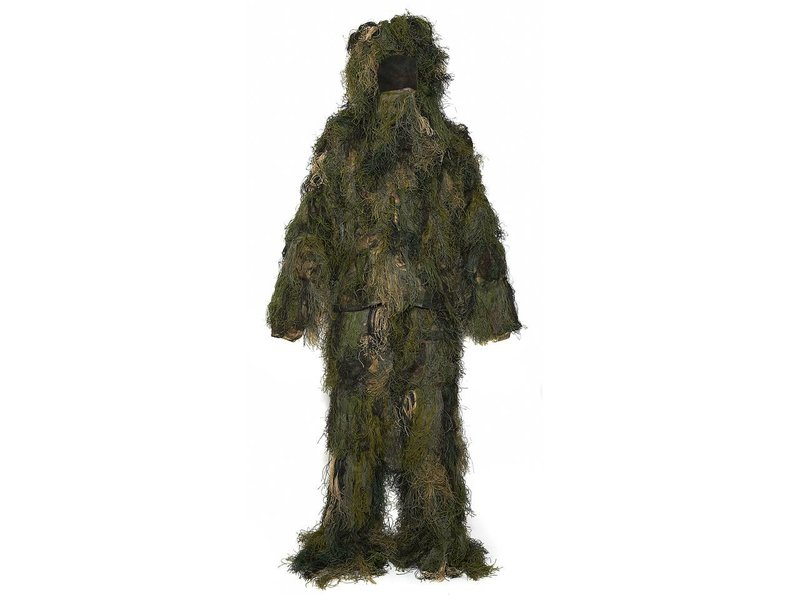 Fosco Ghillie Suit - Woodland