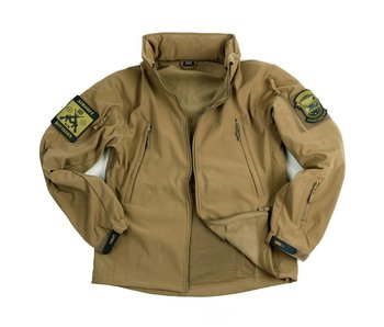 101Inc. Softshell Tactical