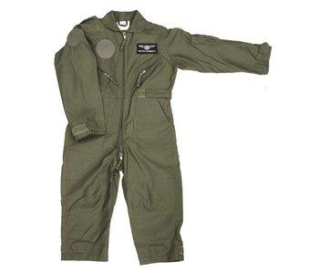Fostex Kinder Piloten Overall