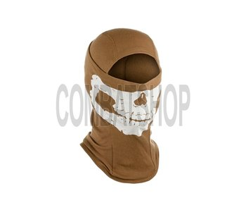 Invader Gear MPS Death Head Balaclava Coyote Brown