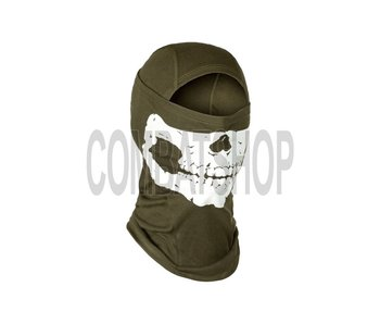 Invader Gear MPS Death Head Balaclava OD