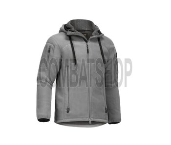 Claw Gear Milvago Fleece Hoody Solid Rock