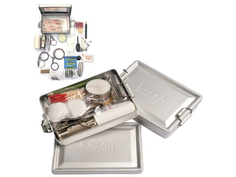101Inc. 101Inc. Aluminium Survival Box