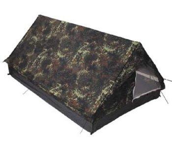 "MFH Tent Minipack"" BW camo"""