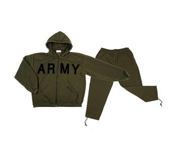 Fostex Trainingspak Army OD