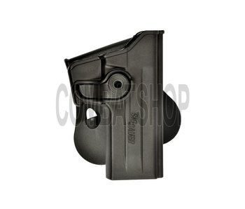 IMI Defense Holster Sig Sauer 226 (9mm/.40/357), P226 Tactical Operations Black
