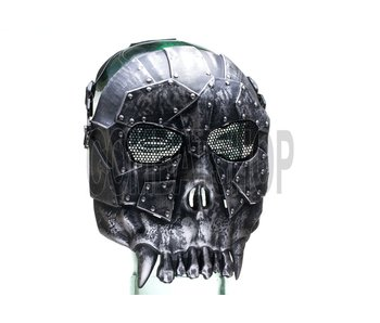 Invader Gear Desert Corps Mask Metallic