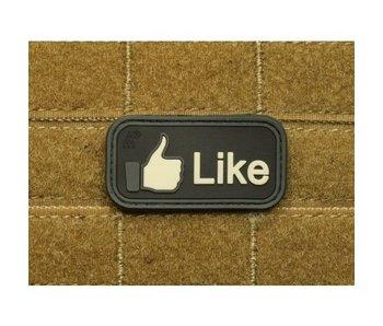 JTG PVC Patch Facebook Like patch