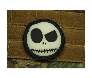JTG PVC Patch Big Nightmare Smiley patch