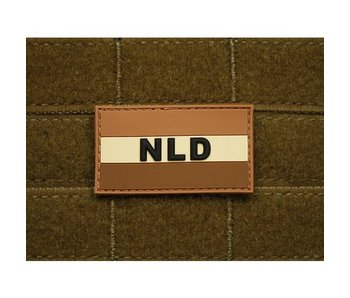 JTG PVC Patch NLD Desert patch