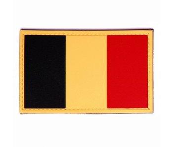 101Inc. PVC Patch  Belgie patch