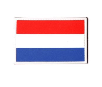 101Inc. PVC Patch Nederland patch (groot)