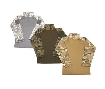 101Inc. Combat Shirt ACU / Digital Woodland / Multicam / Brit. DPM