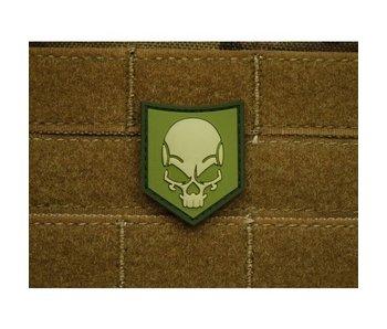 JTG PVC Patch SOF Skull Light Forest patch