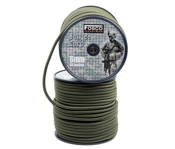 Fosco Bungee Cord 6 mm 30 meter