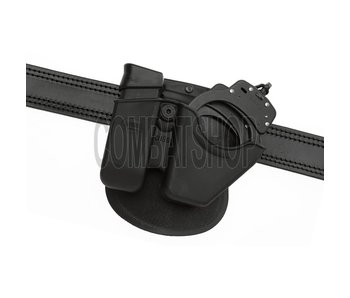 Fobus Handcuff and Glock Magazine Pouch Paddle