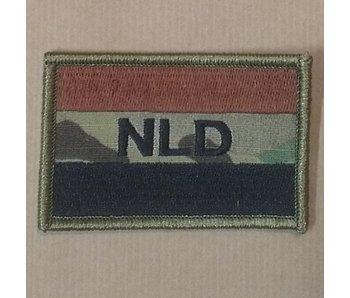 Combatshop NLD vlag Multicam - v2