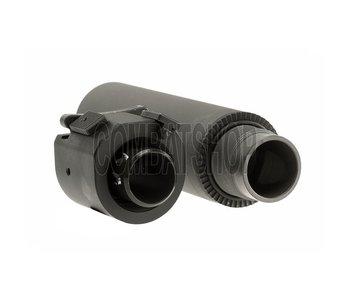 B&T Rotex III Silencer Compact Grey