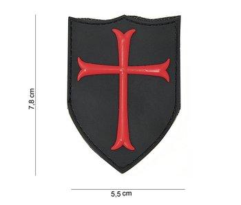 101Inc. PVC Patch Crusader