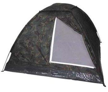 MFH Tent Monodom Woodland camo