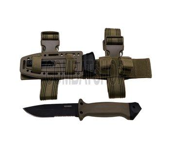 Gerber LMF II Infantry Knife Desert