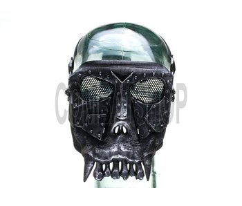 Invader Gear Desert Corps Half Face Mask Copper