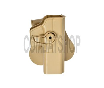 IMI Defense Holster Glock 17/22/28/31- Right Tan