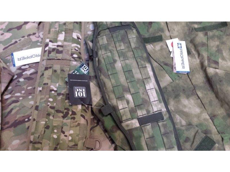 101Inc. Battle Belt - A-TACS FG