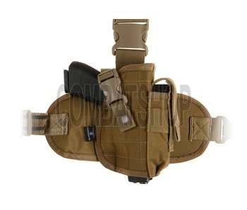Invader Gear Dropleg Holster Coyote Brown