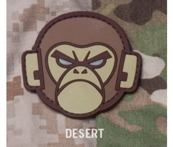 Mil-Spec Monkey Monkey Head Desert