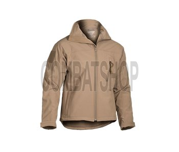Invader Gear Tactical Softshell Jacket Tan