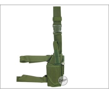 MFH Tactisch holster - instelbaar - Olive Drab (OD)