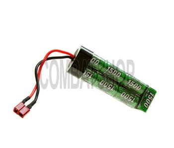 Pirate Arms 8.4V 1500mAh Mini Type T-Plug