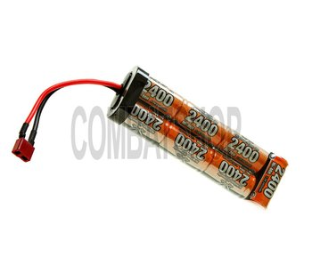 Pirate Arms 8.4V 2400mAh Large Type T-Plug