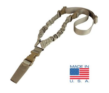 Condor COBRA one point bungee sling - TAN