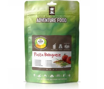 Adventure Food Pasta Bolognese