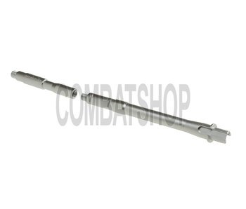 Pirate Arms M4 Aluminium Outer Barrel Silver