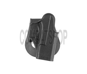 IMI Defense Holster Glock 17/22/28/31 Paddle