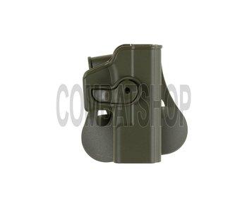 IMI Defense Holster Glock 19/23/28/32/34 Olive Drab (OD)