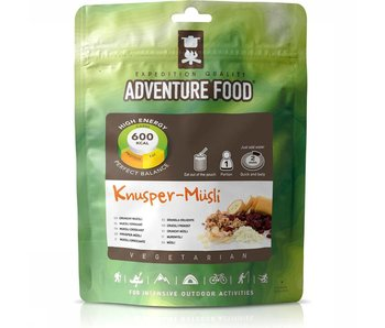 Adventure Food Knusper-Muesli