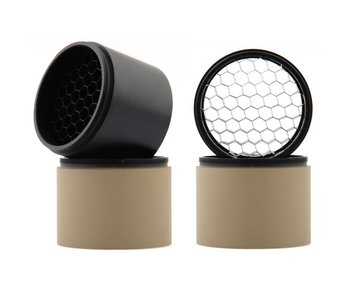 101Inc. Scope Protector 3.5-10x40E Tan